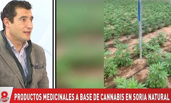 Entrevista a Javier Muñoz en La 8 de Soria